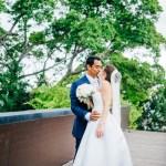 mariage, réunion, robe, costume, nature, bouquet,