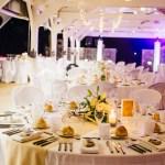 mariage, hôtel, réunion, décoration,