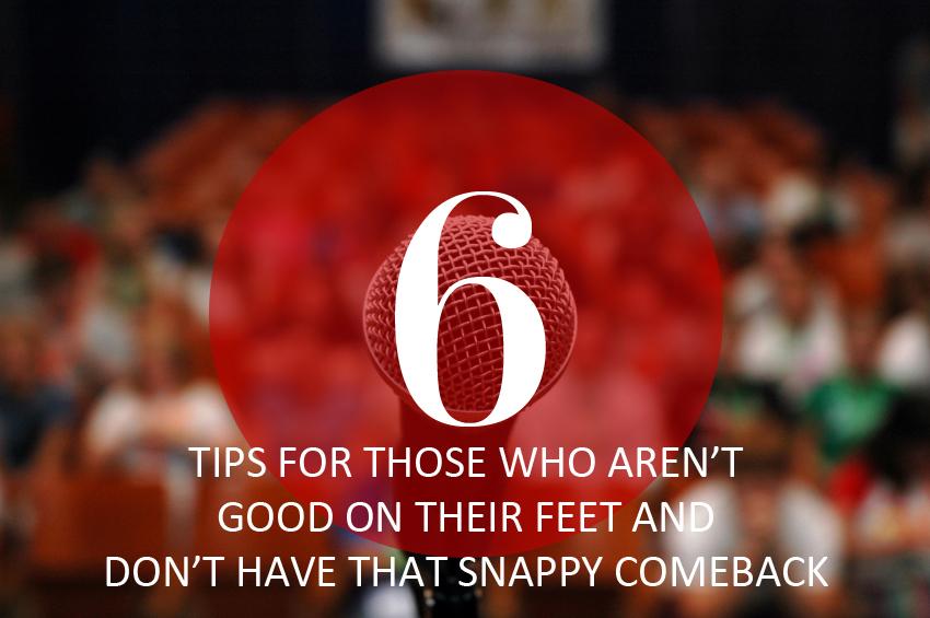 6 tips