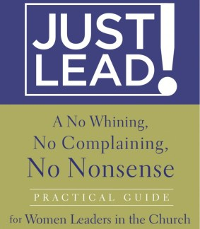 JUST LEAD!