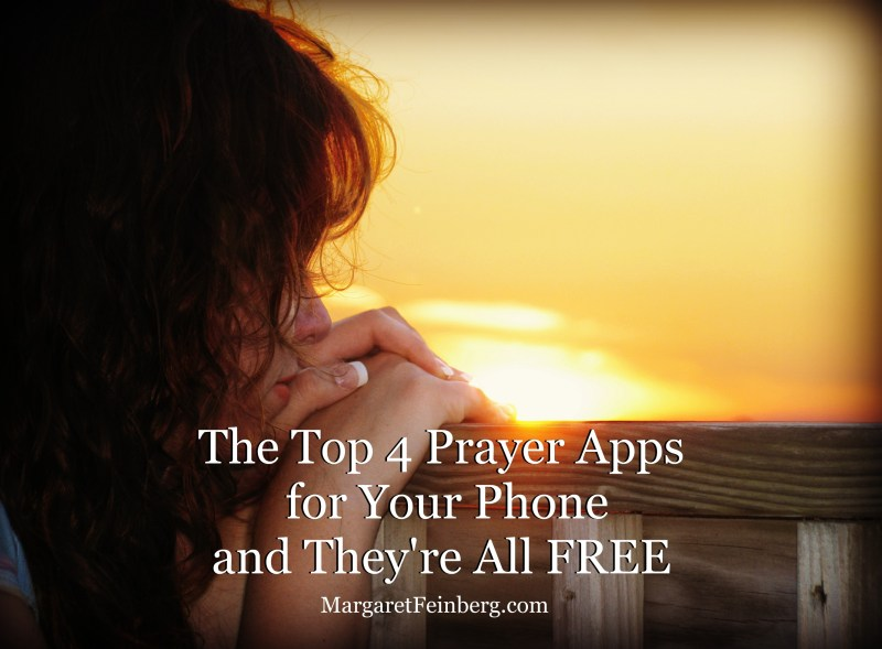 The Top 4 Prayer Apps for Your Phone--and They're All FREE