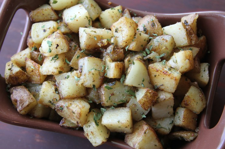 Brunch Lovin': Skillet Home Fries