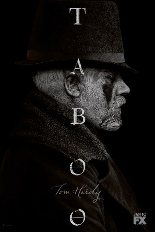 FX Networks' Taboo Premieres January 10th!