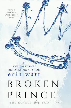 Broken Prince by Erin Watt