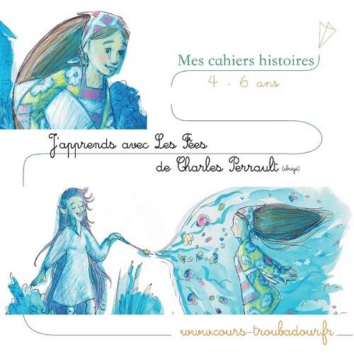 Cours Troubadour – des cahiers histoires pour rêver, découvrir, grandir
