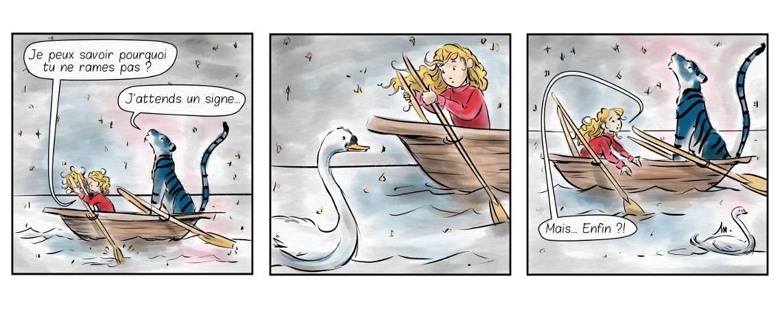 Malt et Dorge #28 - Aveuglement