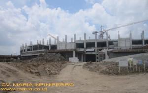 proyek stadion balikpapan
