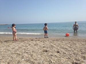 Motril beach