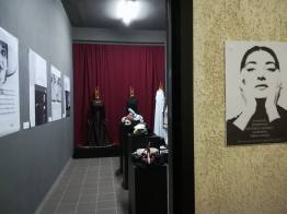Maria Callas Alumni Association Exhibition Opening day.
