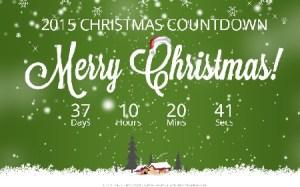 ¿Cuánto falta para Navidad?