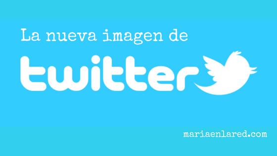 Nueva imagen de Twitter | Maria en la red