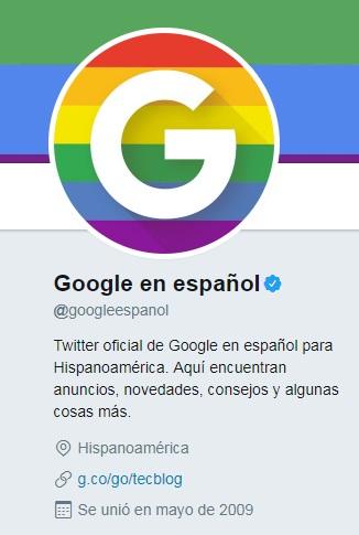 Google no ha fallado en el Pride 2017 | Maria en la red