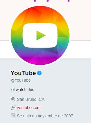 YouTube también apoya al colectivo LBTI | Maria en la red