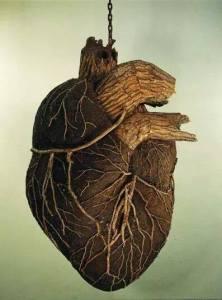 coração de terra