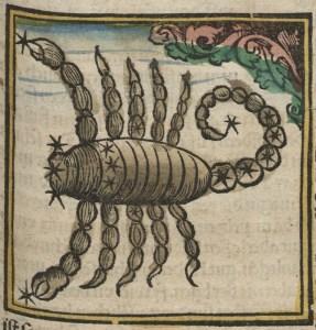 Deutsche Fotothek Astrologie & Sternzeichen & Kalender scorpio