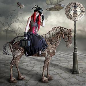 Photo Manipulation by Juli-Snowwhite - Reprodução