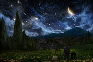 Alex Ruiz - Starry Night - Reprodução