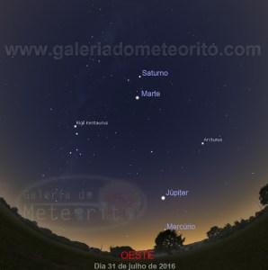 Galeria do Meteorito - Reprodução