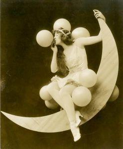 Sybil Carmen, no Ziegfried Midnight Frolic - Reprodução