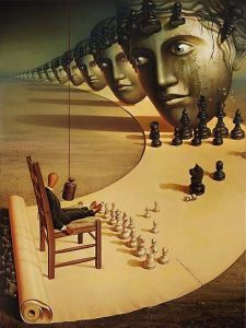 Magritte - Reprodução