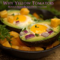 Why Yellow Tomatoes