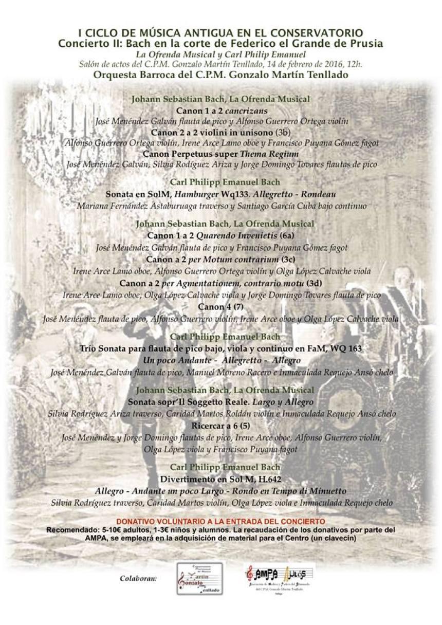 programa ciclo musica antigua