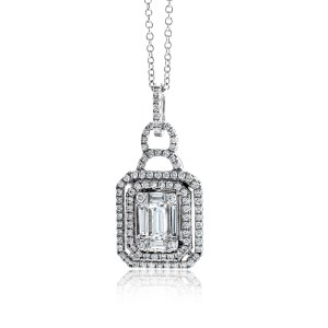 Simon G Diamond Necklaces Oakville