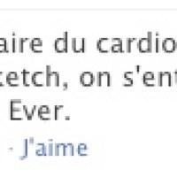 Le cardio-poussette: controverse!