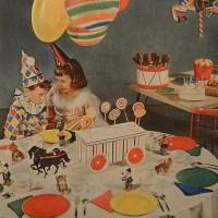 L'omerta de la fête d'enfants