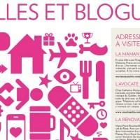 Bloguer sa maternité: remerciements