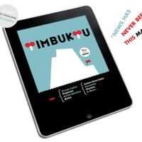 Timbuktu, le premier magazine pour enfant sur iPad