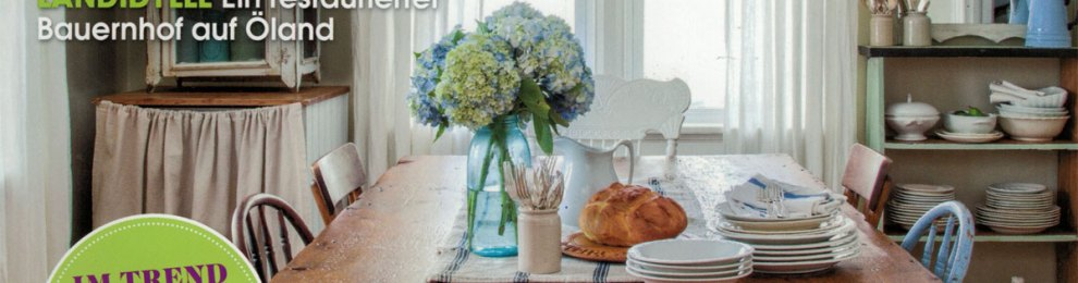 Darling from the country side – mariemeers at Landhaus Living