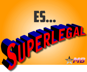 Es... ¡Superlegal!