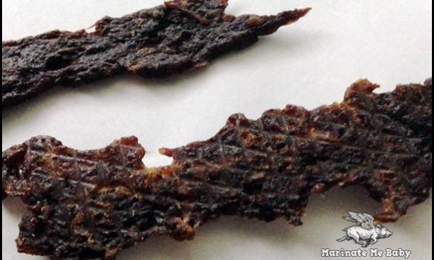 Tequila Honey Lime Jerky Recipe