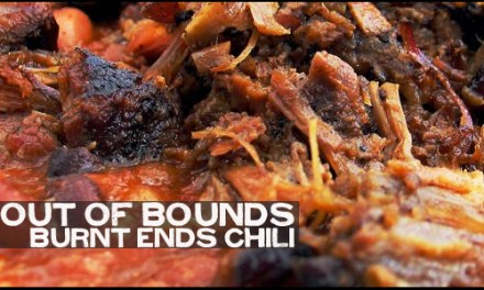 Burnt Ends Chili