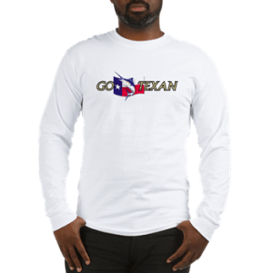 Mens Longsleeve T-shirt with boat name