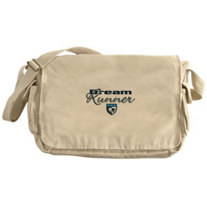 boat name canvas bag - Canvas Messenger Bag