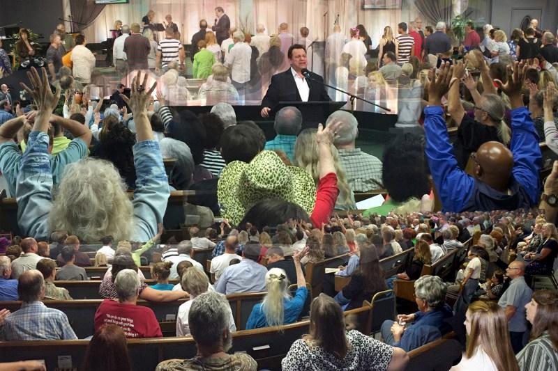 Large Of Faith Life Church Branson
