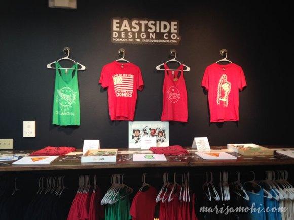 Eastside Design Co. shirts