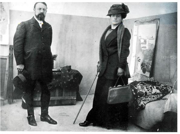 Matisse y Amelie