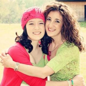 brooke and her mom