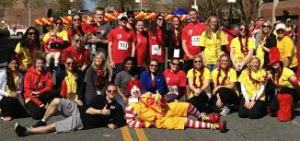 ronald and people