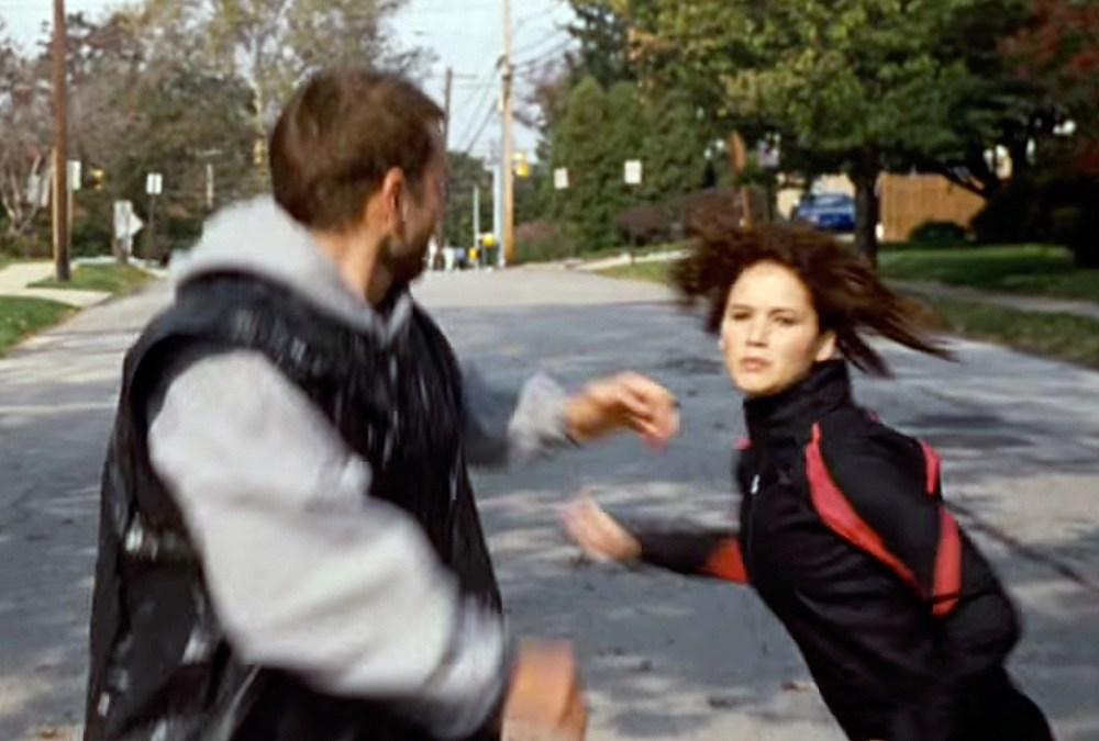 'Silver Linings Playbook' (Jennifer Lawrence movie, 2012)