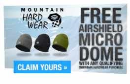 Free Mountain Hardwear Micro Dome 