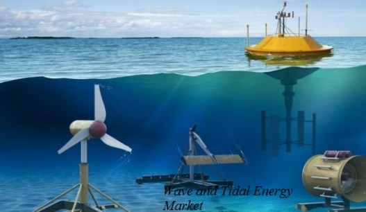 Wave and Tidal Energy Market2