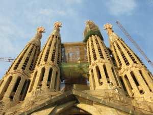 Posicionar en Google Images, ejemplo de la Sagrada Familia