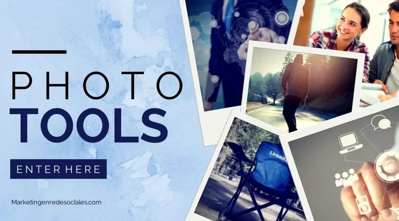 10 herramientas para contenido visual en redes sociales