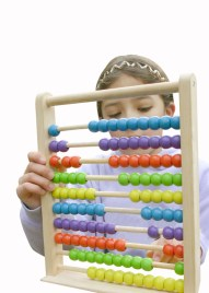 Abacus Girl