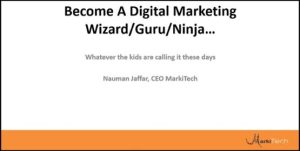 Become a Digital Marketing wizard with MarkiTech