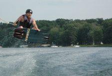Mark Wakeboarding Mute Grab